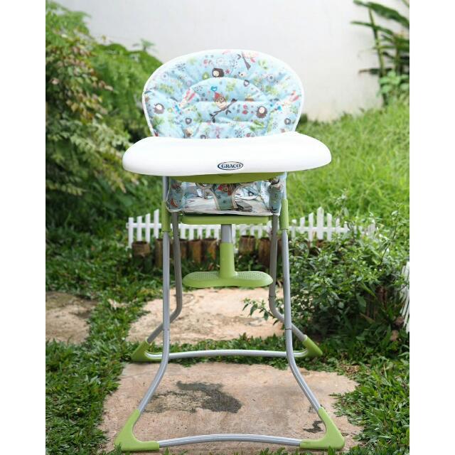 Graco teatime Highchair