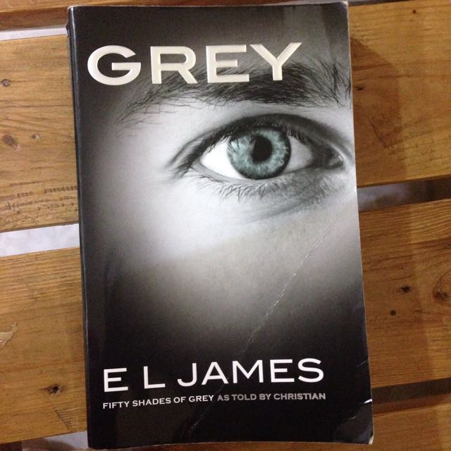 GREY EL James (as told by Christian)