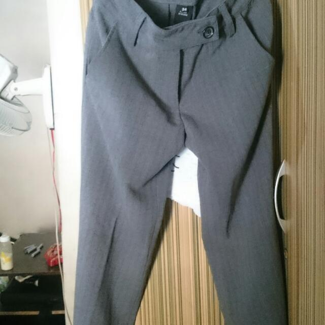 Grey Slacks