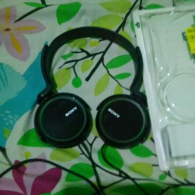 Headphone Sony MDR XB250