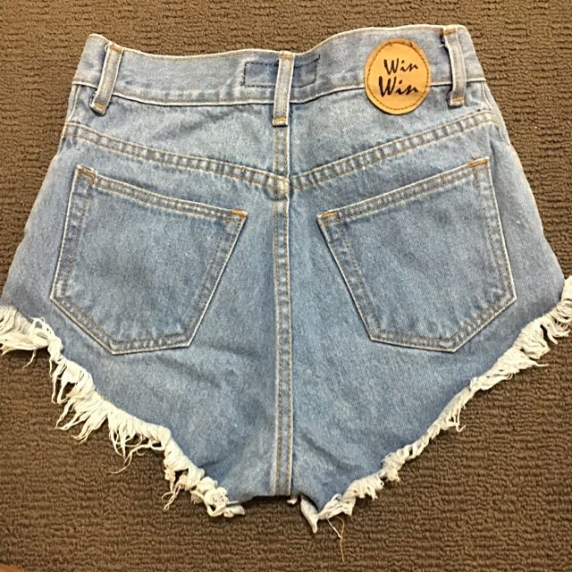 🍓High Waist Denim Shorts🍓