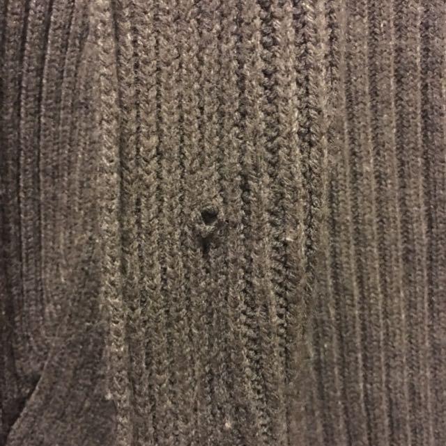 Reduced! H&M Cardigan Dark Brown Size S