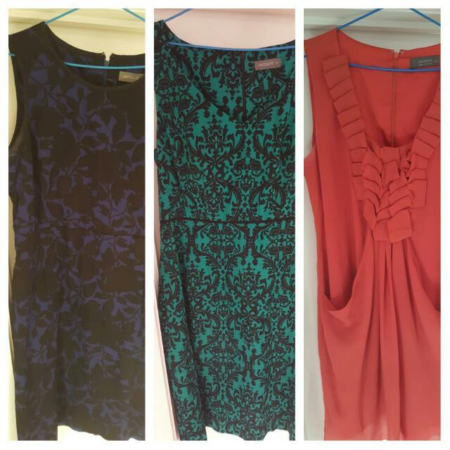 Size 14 Jacqui E Dresses $8 Each