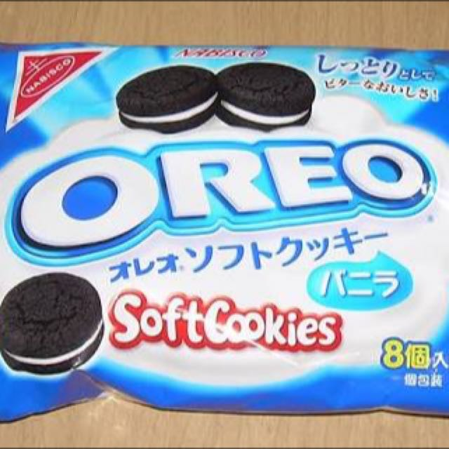 Japan Snacks ( Oreo Soft Cookies )