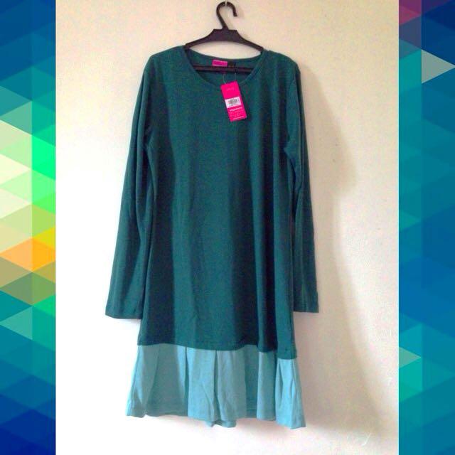 Korean Dress/ Long Blouse
