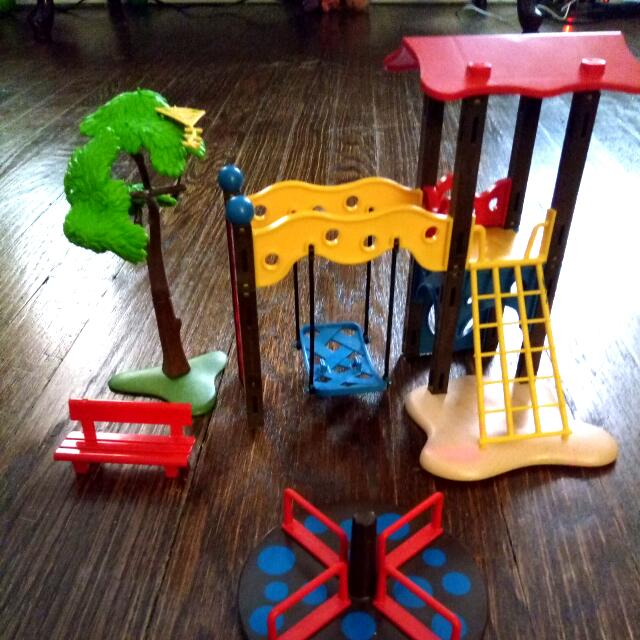 Lego Set Playground