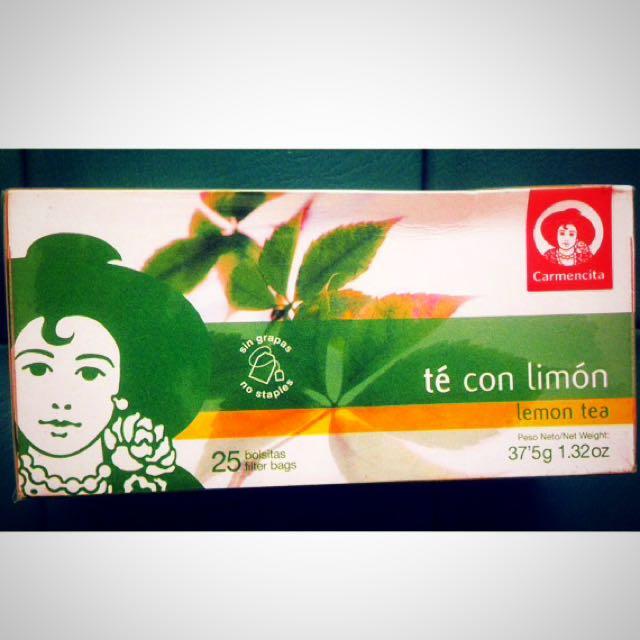 LEMON TEA 🍋 🍋 🍋