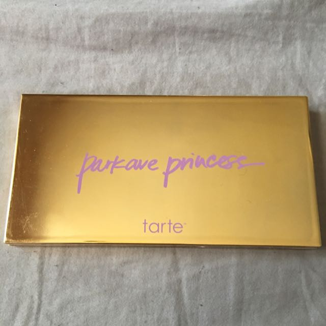 LIMITED EDITION TARTE contour set