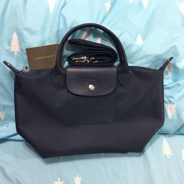 Longchamp NEO 石墨色
