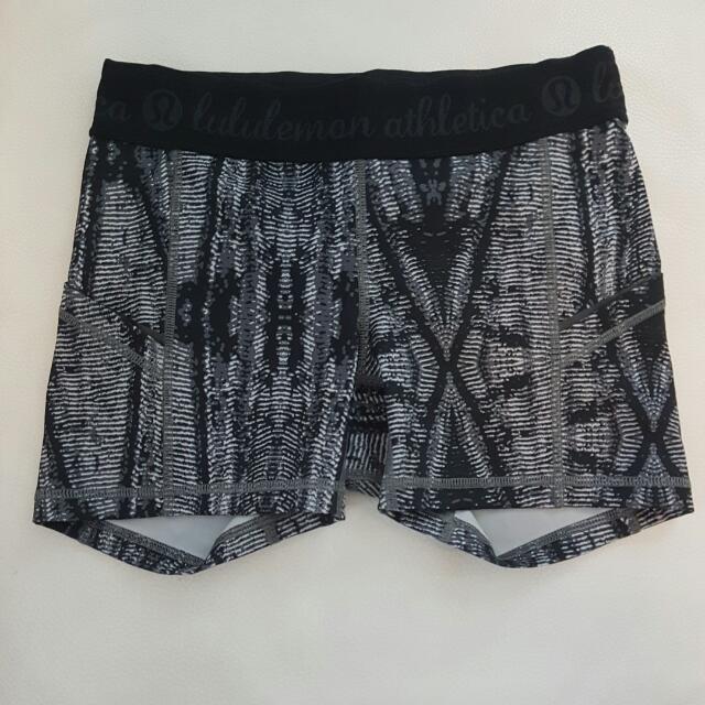 Lulu Lemon Gym Shorts