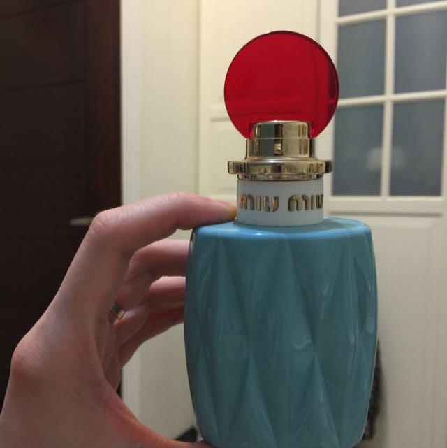 Miumiu 香水100ml