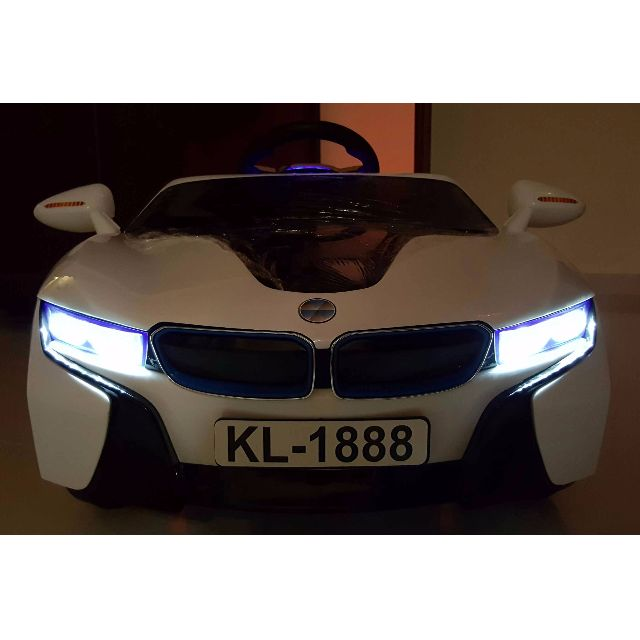 New Bmw I8 Kids Electric Car Babies Kids Toys Walkers On
