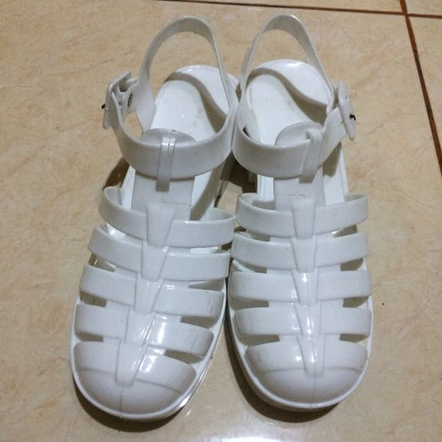 New Look jelly shoes