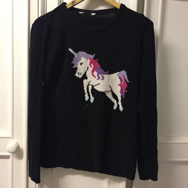 Nit Unicorn Jumper