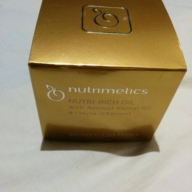 Nutretics Nutri-rich Oil