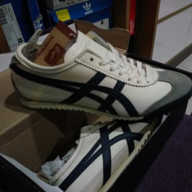 Onitsuka tiger Mexico 66 deluxe (Leather)