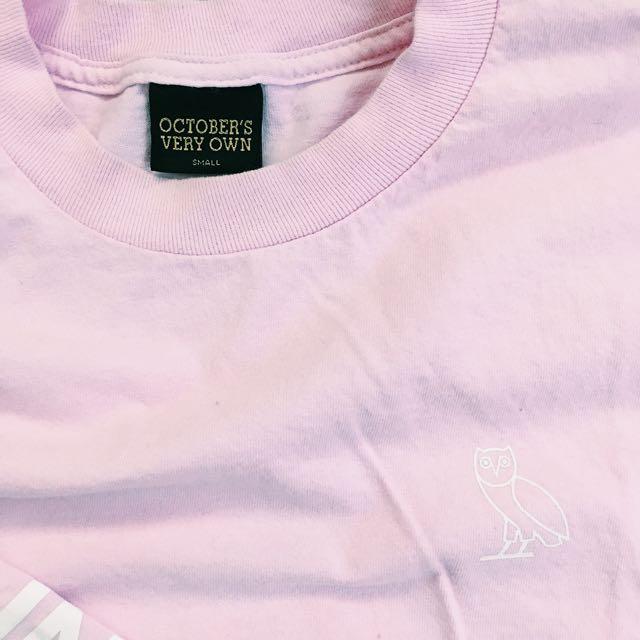 OVO Pink Hotline Bling Shirt