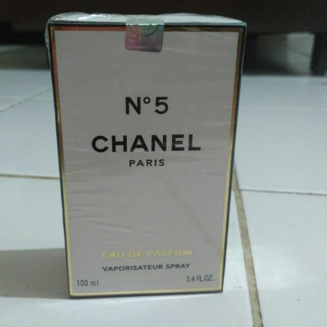 Parfume Chanel No 5