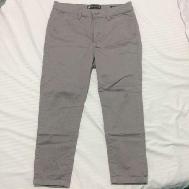 Penshoppe Cropped Pants