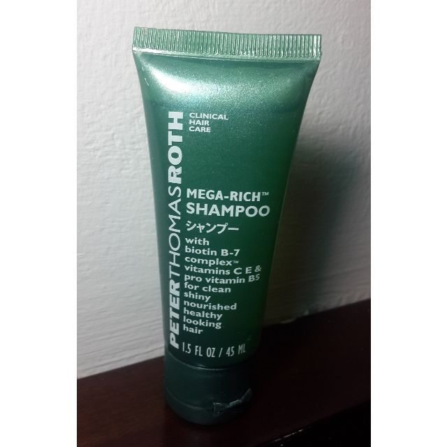Peter Thomas Roth Mega Rich Shampoo 45ml