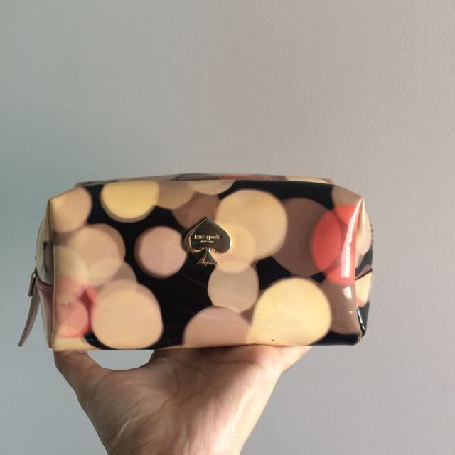 Preloved Kate Spade Authentic Pouch