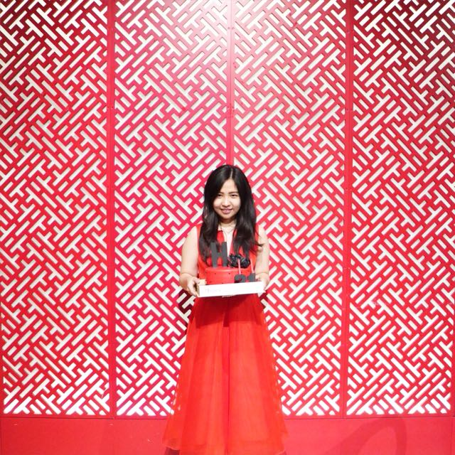 Premium Red Dress
