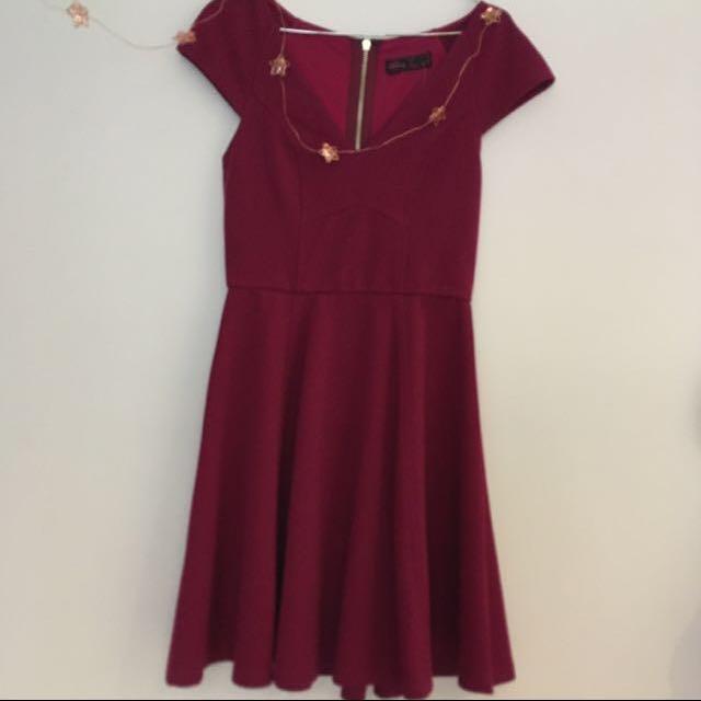 Purple Dress BNWT