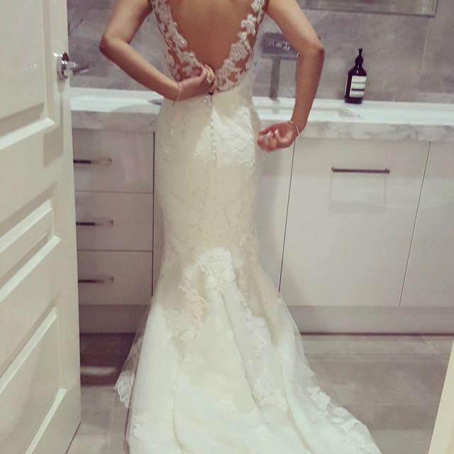 Raffaele Ciuca Wedding Dress