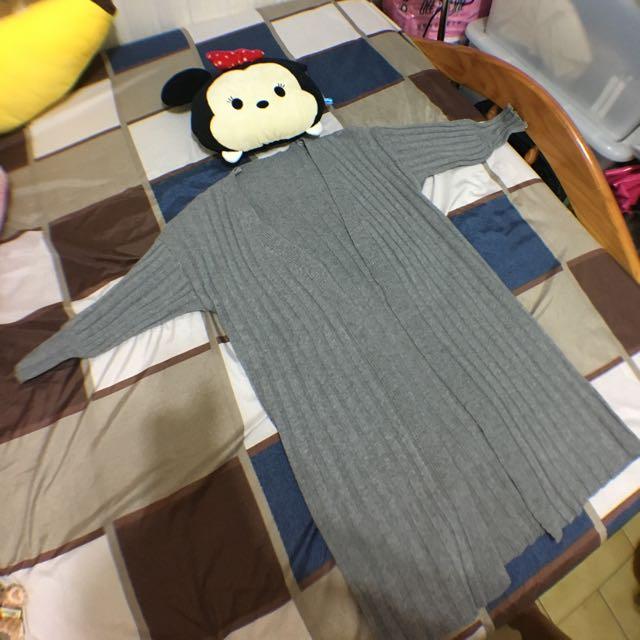 Rainbowshop 🌈全新燈籠袖針織外套