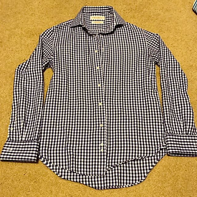 Rhodes and Beckett Shirt - 39 Slim R