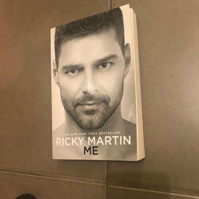Ricky Martin ME