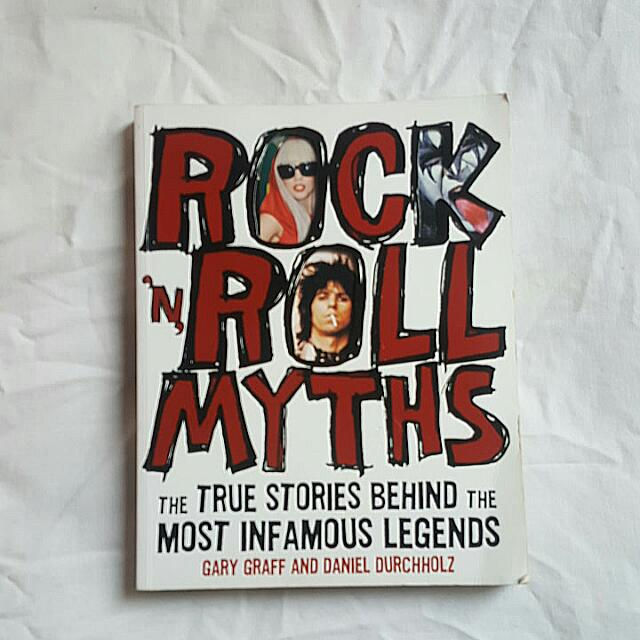 Rock And Roll Myths