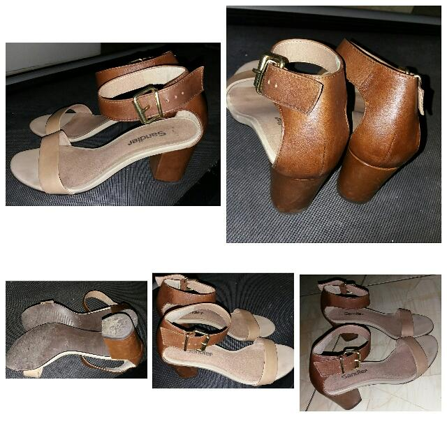 "Sepatu Brand From Australia ""SANDLER"""