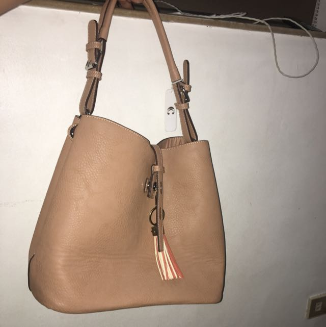 Shoulder Bag Brown