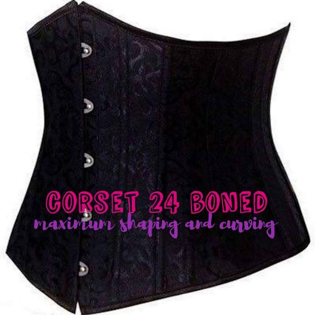 Slimming Corset 24 Boned Waist Trainer