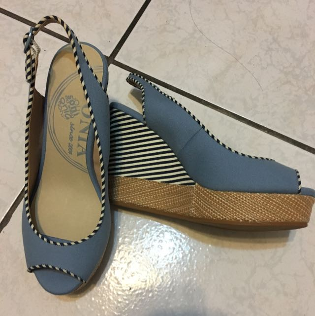 Sonia楔形鞋
