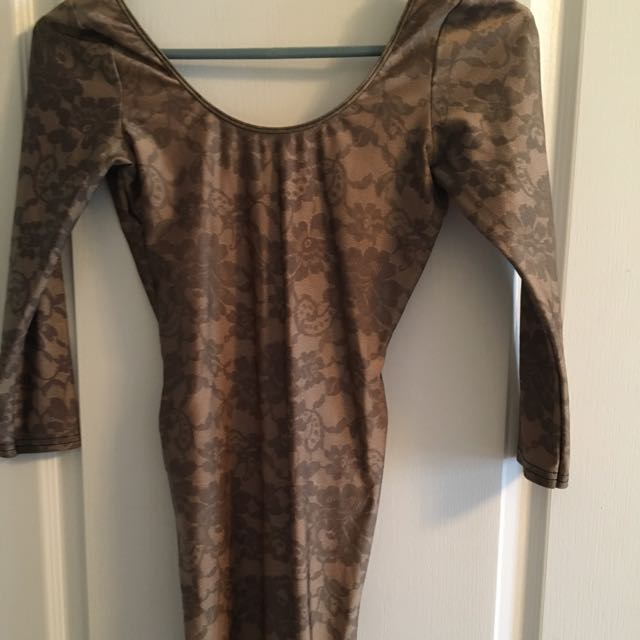 Sz Sm Dress For From American Apparel