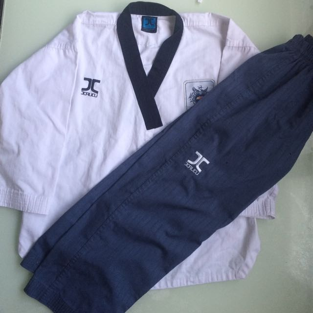 Taekwondo Poomsae Uniform