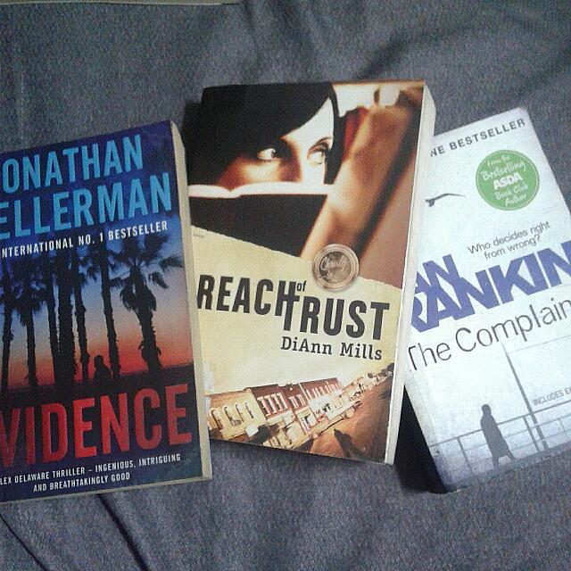 Take All 3 Book Bundle
