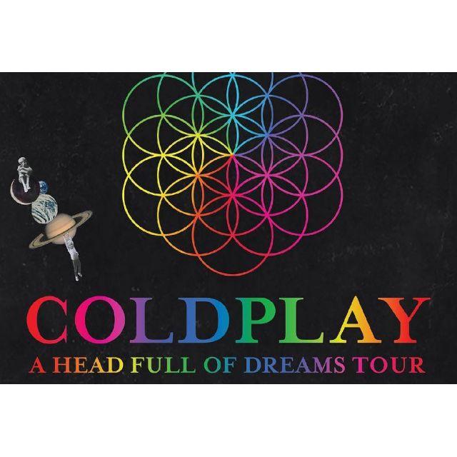 Tiket Coldplay Singapore
