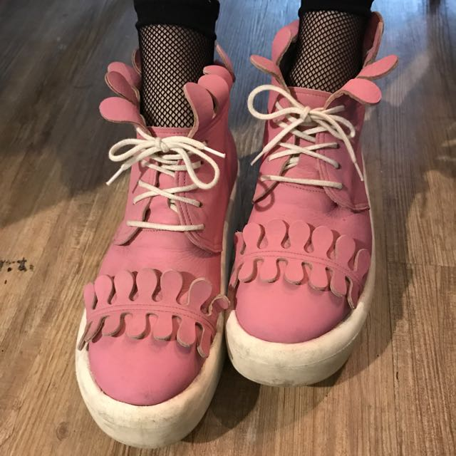 Tokyo Bopper/ BellyButton花瓣鞋