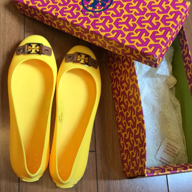Tory Burch jelly Shoes