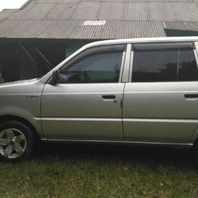 Toyota Kijang tipe Lx Tahun 2003