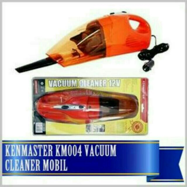 Vacum Cleaner Mobil Kenmaster / Alat Penyedot Debu Mobil Kenmaster