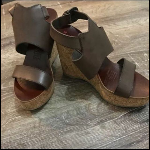 Wedge Sandals (Miss Sixty Brand)