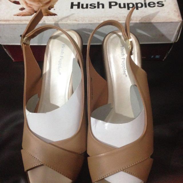 Wedges Hush Puppies (Turun harga)