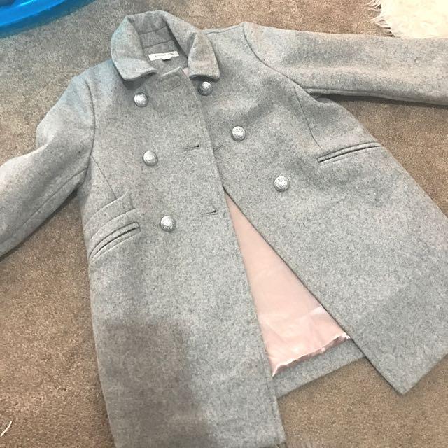 Witchery Girls Grey Jacket
