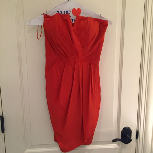 Yumi Kim Dress In Orange