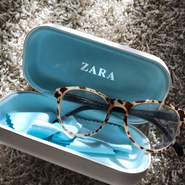 Zara Googled Eye Glasses