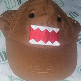DOMO KUN CAP original From COMIC Alley